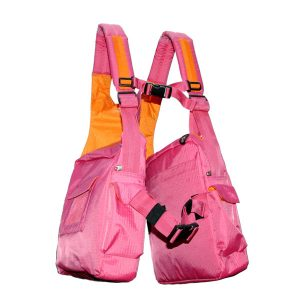 BackTpack 2 in Pink / Orange