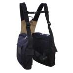 BackTpack 3 in Black/Khaki