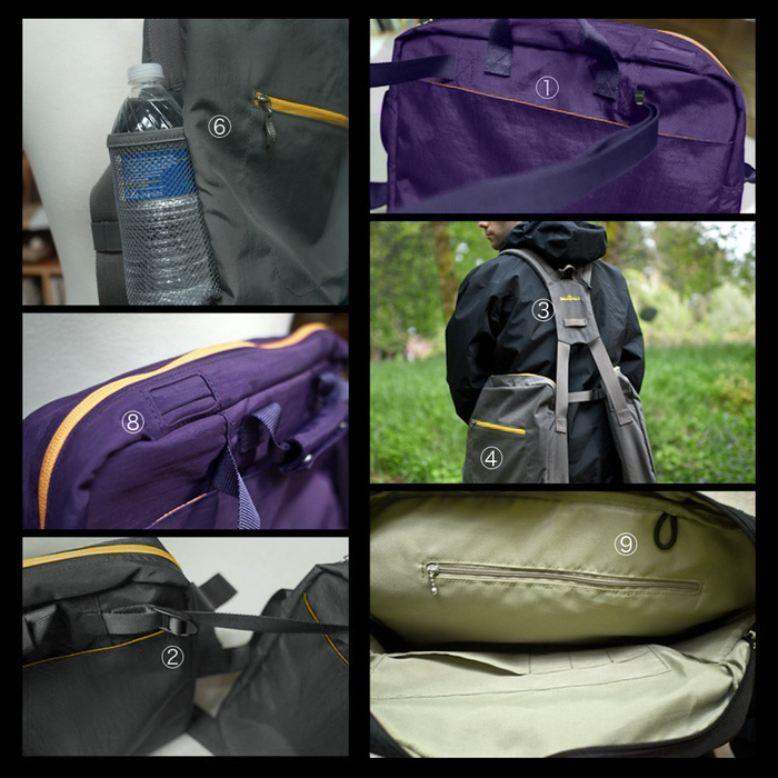 BackTpack 4 New Features Detail