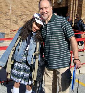 Lexi's BackTpack Fundraiser Story