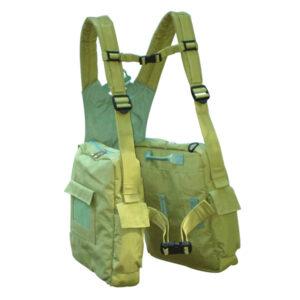 BackTpack 3 in Leaf Green