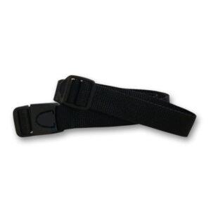Black Hip Loading Belt Accessory for BackTpack 2 and 3