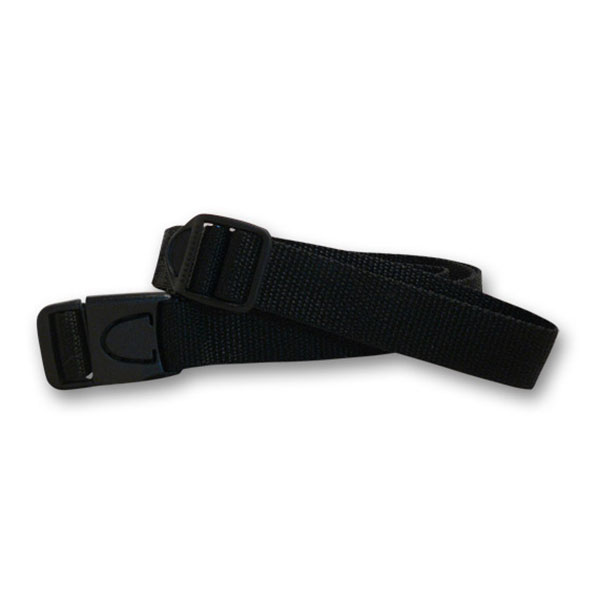 Black Hip Loading Belt Accessory for BackTpack 2 and 3