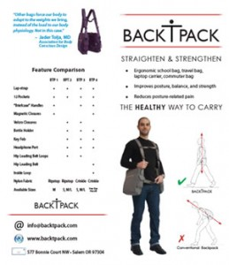 Thumbnail of BackTpack's 2015 Brochure