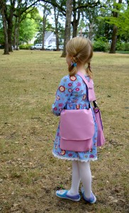 BackTpack Mini in Action