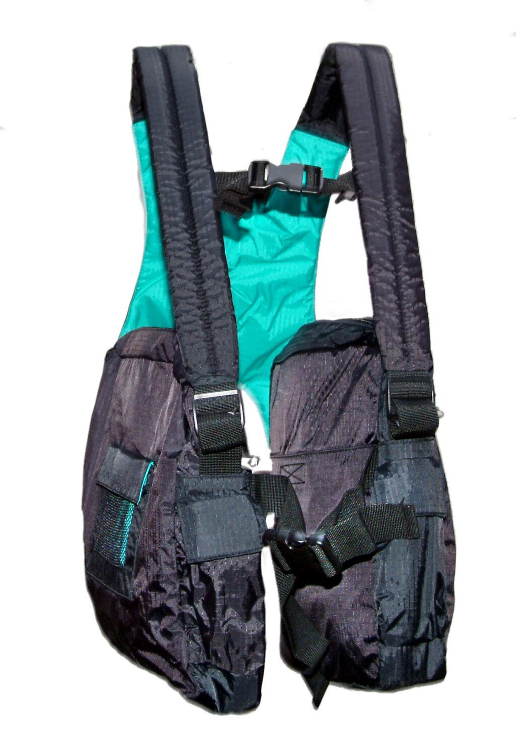 BackTpack 1 Black with Teal