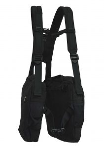 BackTpack 4 Black