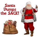 Santa Dumps the Sack