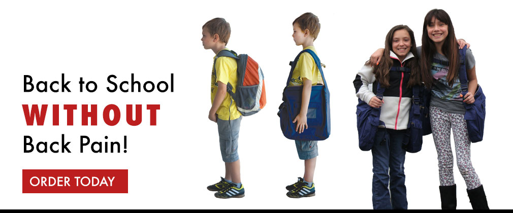 Back to School Without Back Pain