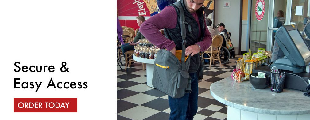 BackTpack facilitates Secure and Easy Access